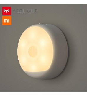 Original Xiaomi Yeelight Smart Rechargeable LED Corridor Night Light Infrared Remote Control Human Body Motion Sensor Light