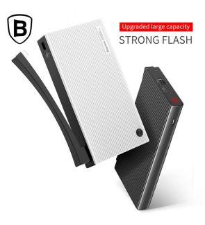 [ORIGINAL] BASEUS Esazi Series Power Bank Qualcomm QC 3.0 20000mAh Quick Charge Digital Dual Output USB PowerBank