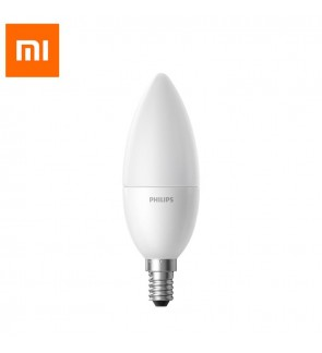 [ORIGINAL] XIAOMI Philips Zhirui E14 Smart Candle Light LED Bulb - Scrub Version