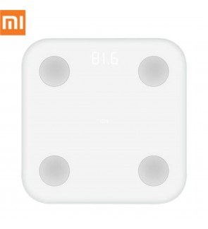 [ORIGINAL] XIAOMI 2019 Smart Digital Body Weighing Scale Gen 2 4.0 LED Mi Body Composition Weigh Scale Bluetooth
