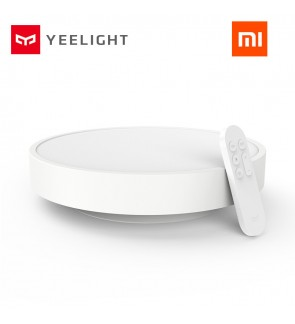 [ORIGINAL] NEW Xiaomi Yeelight Smart Ceiling Light Lamp Remote Mi App WiFi Bluetooth Control Smart LED Color Dust Resistance Wireless Dimming 28W