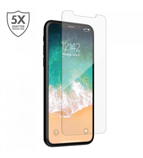 iPhone 11 Pro iPhone XS iPhone X Clear Tempered Glass Premium Ultra HD 9H 0.3mm Full Cover HD Ultra Thin Scratch Proof Anti Dust Free Screen Protector Glass Film For iPhoneX XS