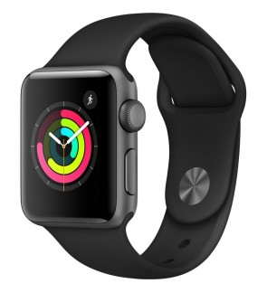 [LOCAL SELLER] Sport Band 38mm / 40mm Premium Replacement Strap Soft Silicone for Apple iWatch Series 1 / 2 / 3 / 4 / 5 Edition 38mm / 40mm
