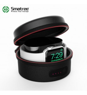 [Original] SMATREE Powerbank Charging Case for All Apple Watch Series 4 / 3 / 2 / 1 38mm 40mm 42mm 44mm Edition (Charging Cable Not Included)