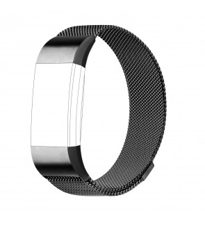 [LOCAL SELLER] Milanese Loop Strap Stainless Steel Band for Fitbit Charge 2