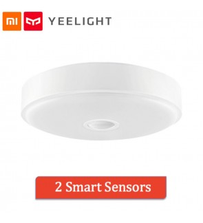 [ORIGINAL] Xiaomi Yeelight NEW 2019 YLXD09YL 10W Human Body Motion Sensor LED Ceiling Light Porch Corridor AC220-240V