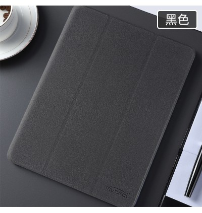 "iPad Pro 10.2"" Case Premium PU Leather iPad 10.2 inch 2019 with Apple Pencil Slot Holder"