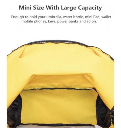 [Original] XIAOMI Mi 10L Backpack Water Repellent Light Weight Outdoor Travel Chest Pack For Men Women