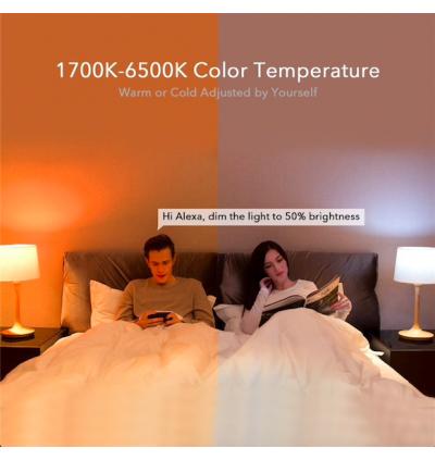 [ORIGINAL] XIAOMI Yeelight Multicolor 1S RGB E27 YLDP13YL 8.5W Smart Colourful Bulb