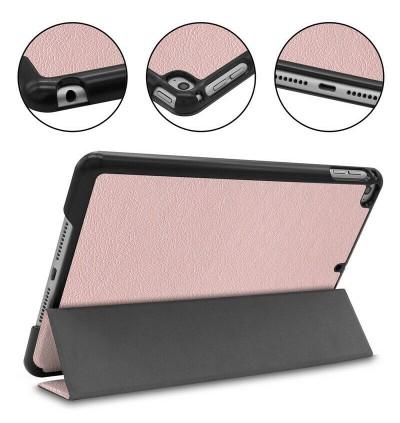 Ultra Slim iPad Mini 5 / 4 Case Smart Cover Premium PU Leather Trifold Stand For iPad Mini 5 / 4