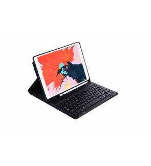 iPad Air 4 10.9 inch 2020 Case with Smart Keyboard Backlit Light Wireless Bluetooth with Touchpad and Pencil Holder