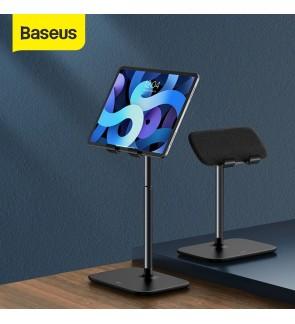 BASEUS Tablet Desk Stand Adjustable Desktop Phone Holder For Tablet Pad Anti-Slip Desktop Holder Stand For iPad