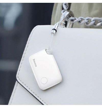 Baseus Wireless Smart Tracker Anti-Lost Alarm Child Bag Wallet Key Finder GPS Locator Anti Lost Alarm Air Tag T2 Rope Type