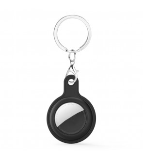 AirTag Case Keychain Premium Silicone Protective Shockproof Cover [C183]